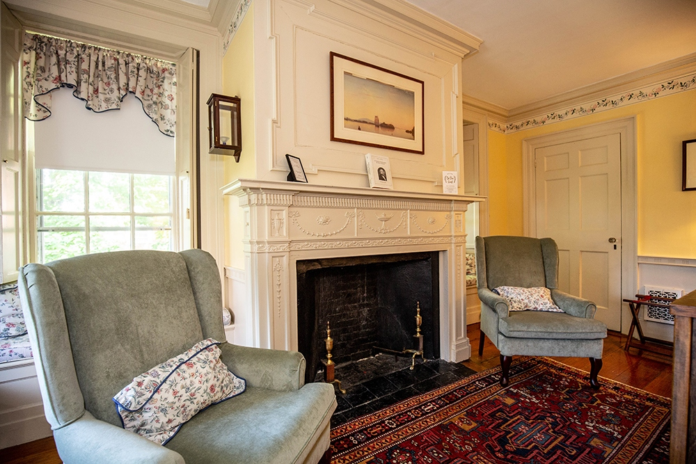 Currier Room - Newburyport, MA B&B
